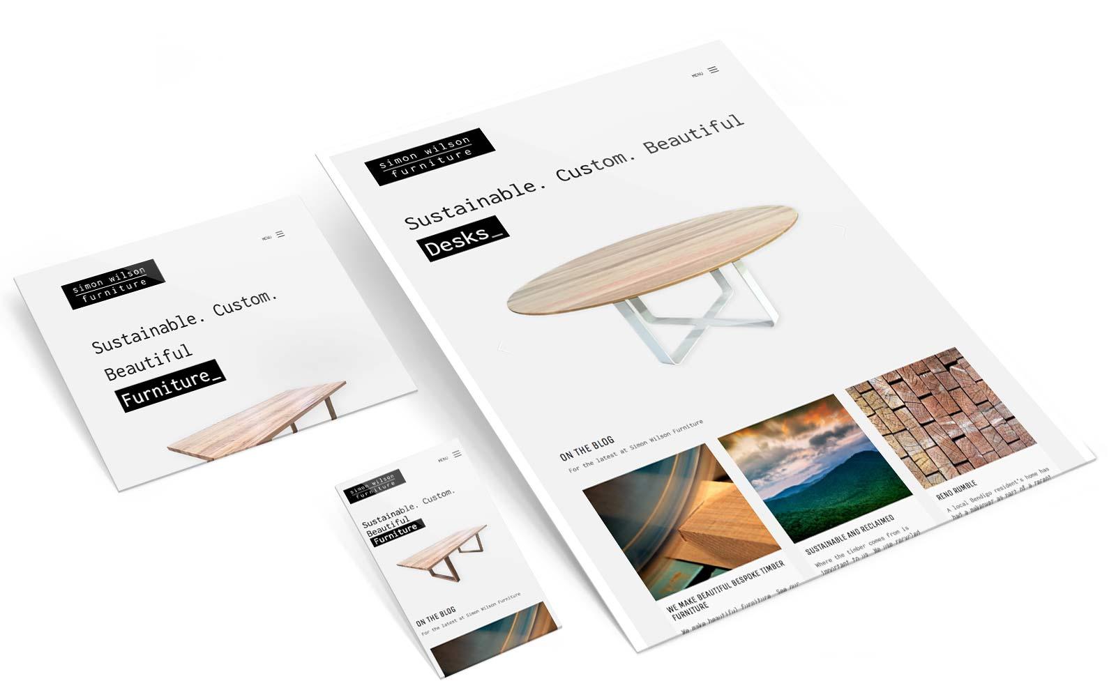Simon Wilson Furniture